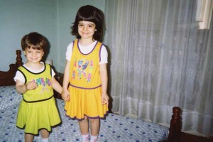 my sister and I - athens brussels - vasilicous blog