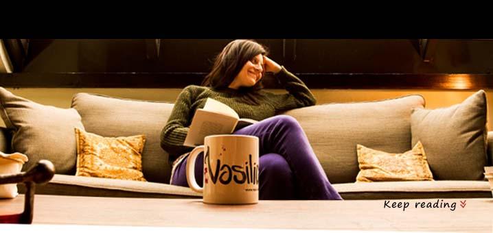 about vasilicious blog